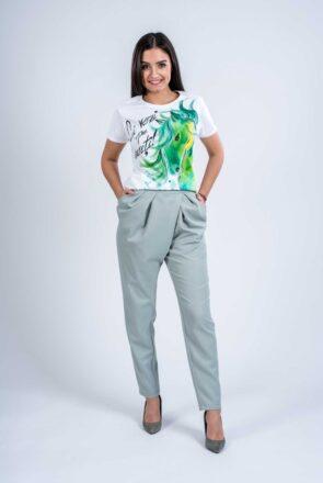 tricou-pictat-cai-verzi-1