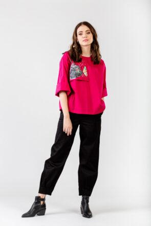 bluza-roz-pictata-pisica-valia-1