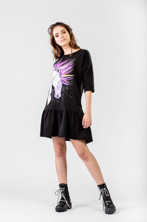 rochie-neagra-casual-niha-1