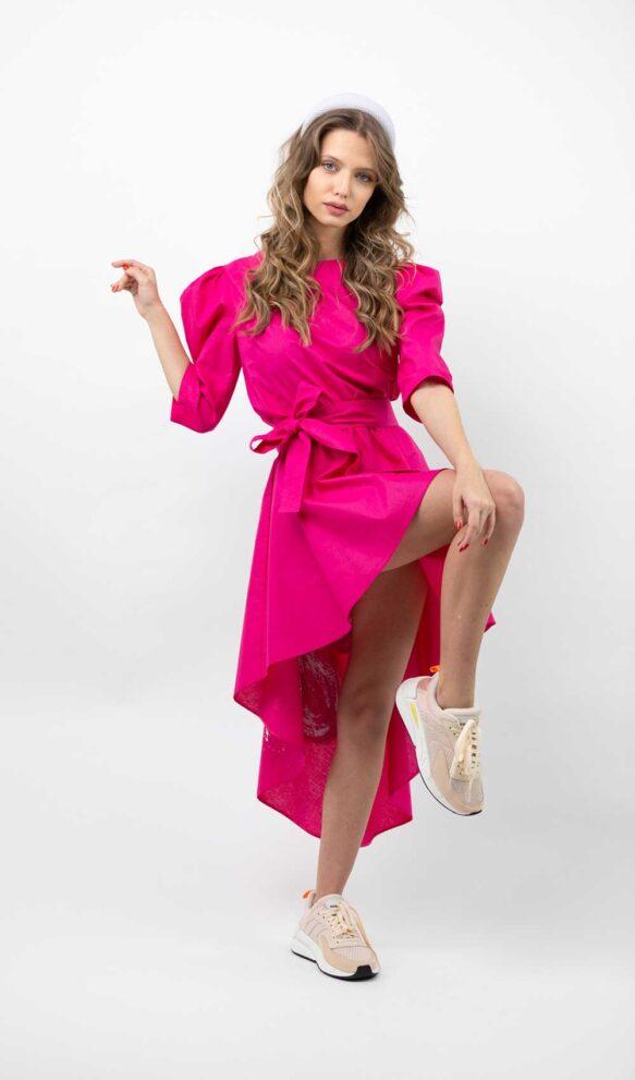 rochie-roz-asimetrica-ruby-1