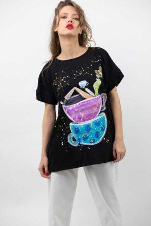 tricou-negru-pictat-cobalt-1